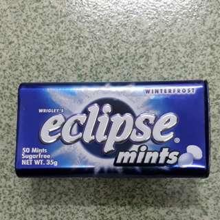Tin eclipse mints