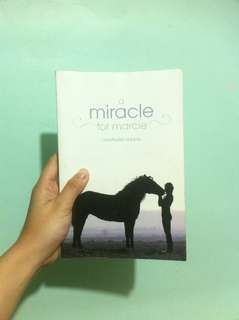 Books - A Miracle For Marcie