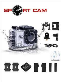 The HD CAM