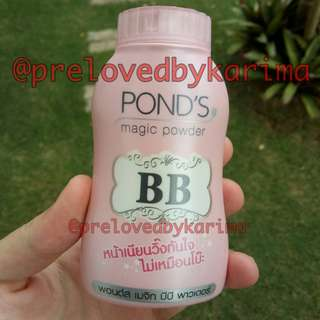 PONDS Magic Powder BB #cintadiskon