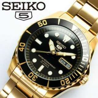 SEIKO AUTOMATIC WATCH SNZF22J1 MADE IN JAPAN 日本製造