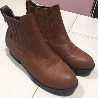 Queenshop短靴