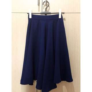 Flaire Skirt Navy
