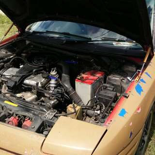 Vintage Mazda Astina