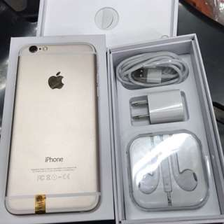Rush Iphone 6 128gb Openline To All