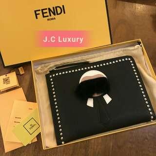 Fendi Clutch FD19