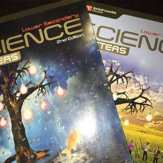 Lower Secondary Science Matters Volume A&B