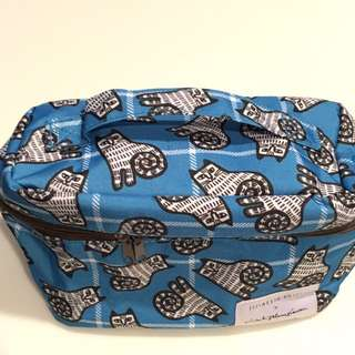 liflattie ships insulated lunch bag 貓貓手拎飯盒保暖袋冷凍保鮮