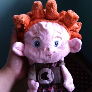 Pixar Brave Reversible plush
