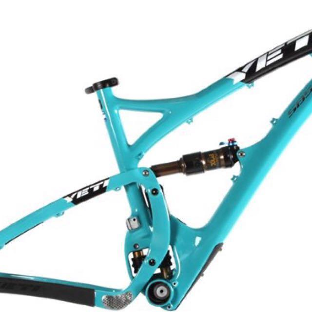 2016 Yeti SB5C Size M (Frame & Shox), Bicycles & PMDs, Bicycles on ...