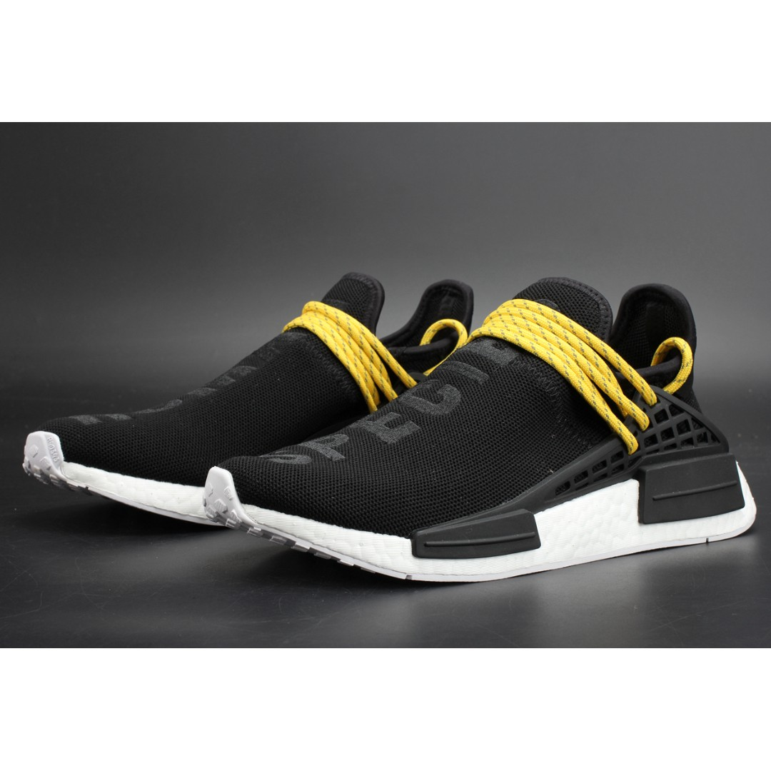 36a7b5f0e8d09 2018 All Size Adidas PW Human Race Sneaker Casual Trainer Shoe ...