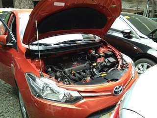 Toyota Vios E 2016 MT