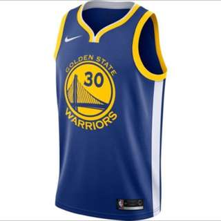 🚚 NIKE NBA 新版球衣 金州勇士 咖哩小子 curry