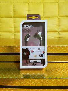 (BN) Brown (Ear Piece)