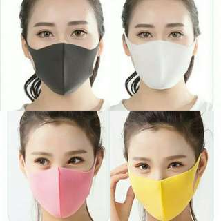 BN Korean Kpop Face Mask (washable)