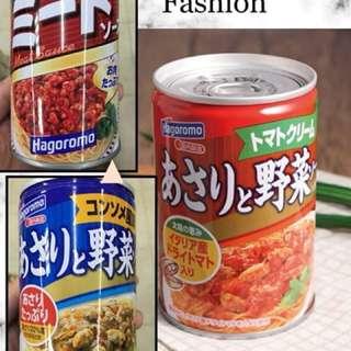 日本 Hagoromo 麵醬罐系列
