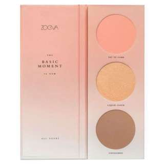 Zoeva The Basic Moment Blush Palette
