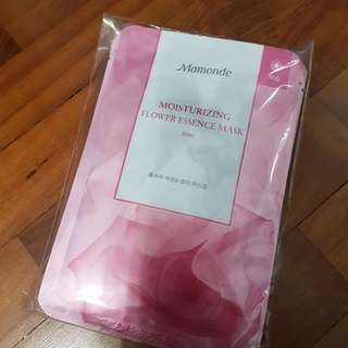 《Good Deal》 Mamonde - Facial Mask