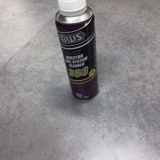 OWS injector fuel system cleaner