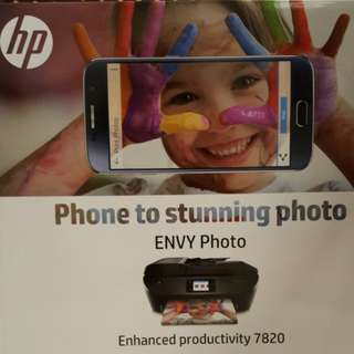 HP Envy Photo 7820