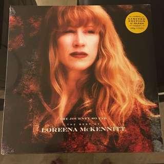 Loreena Mckennitt - The Journey So Far The Best Of Loreena McKennitt . vinyl lp. new