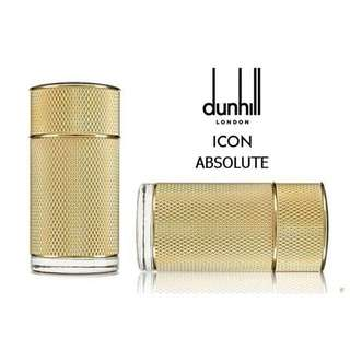 DUNHILL ICON ABSOLUTE FOR WOMEN