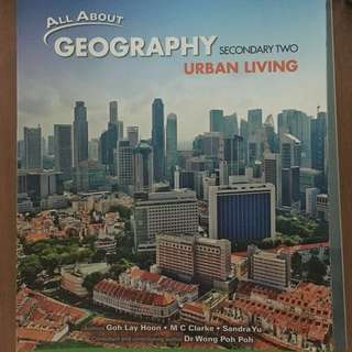 Secondary Geography Textbook