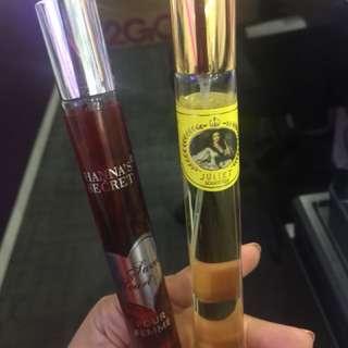 Perfumes (small/mini)