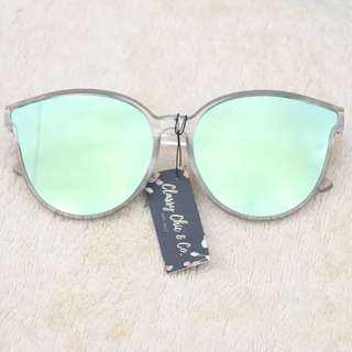 LEX Limegreen (Sunnies)