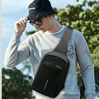 New Men Crossbody Bag Travel Fashion Oxford Hot Summer Chest Bag Male Sling Bag Cool Messenger Bag