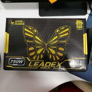 Super Flower Leadex 750w 80+ Gold PSU