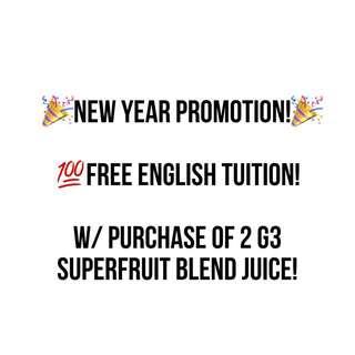 NuSkin G3 Superfruit Blend Juice