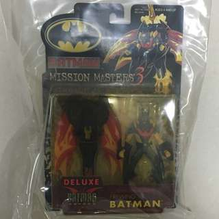 Batman Animated Series Beyond Mission Masters 3 Firewing