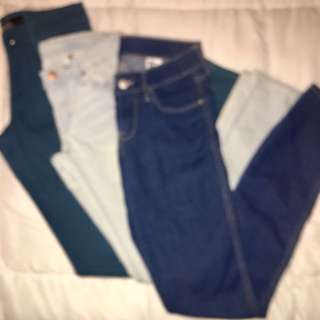 Blue Jeans (bundle)