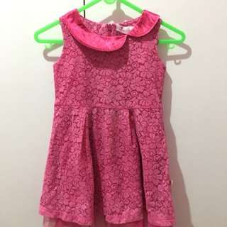 Dress Anak Barbie