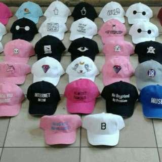BASEBALL CAP CUSTOM🎉