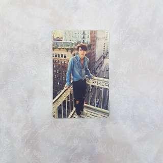 Super Junior Donghae Magic Photocard