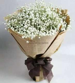 Flower bouquet/Hand bouquet/valentine bouquet