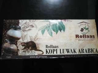 Rolas Luwak Arabica 12gr