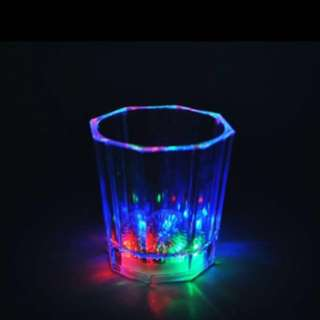 LED Flashing Shot Glass, Wine And Champagne Cup!