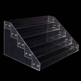 Brand New 5 Tiers Acrylic Display Case for organising products