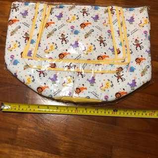 Naraya bad diaper bag