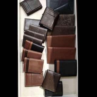 Fossil original wallet