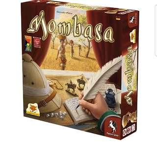 Mombasa Brand New Board Game