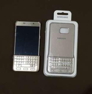 Casing Samsung Note 5 Keyboard Cover ORI