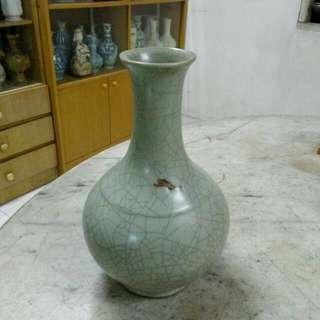 Ceramic Porcelain Vase Antique Antik 99