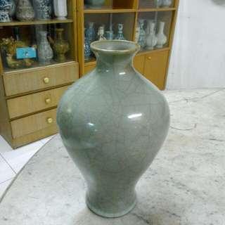 Ceramic Porcelain Vase Antique Antik 100