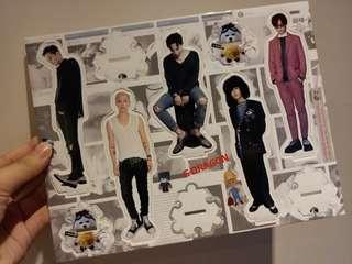 BIGBANG GD人形立牌