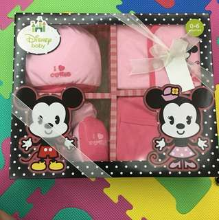 New Born Baby Girl Gift Set
