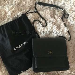 Chanel Vintage Lambskin Flap